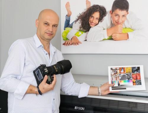 Практически семинар: От фотоапарата до принта