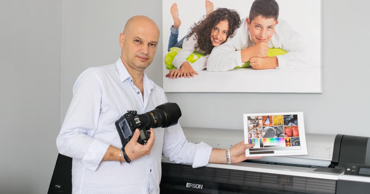 От фотоапарата до принта
