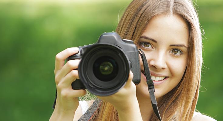 запиши се в курса за фотографи