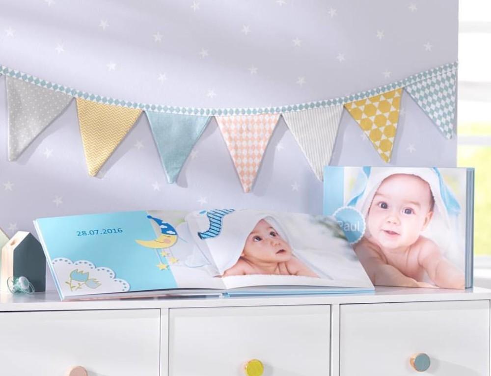 Бебешка фотокнига – Първата година на детето