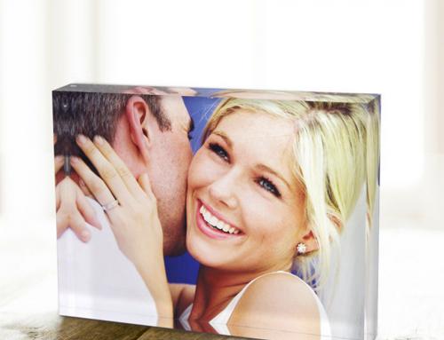 Вижън блок – луксозен подарък за сватба