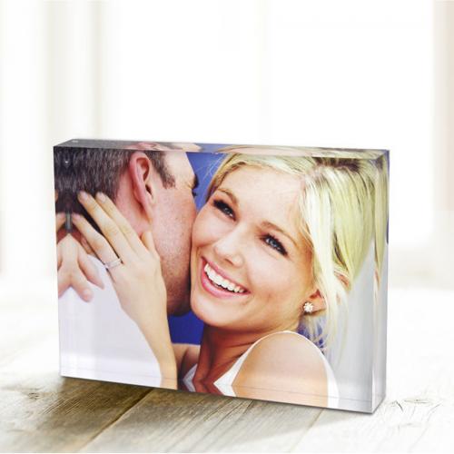 Вижън блок - луксозен подарък за сватба