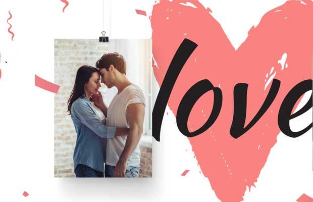 Плакат за Деня на влюбените