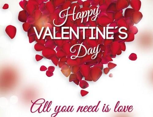 Плакати за Свети Валентин Рекламирайте офертите си с плакати за Свети Валентин