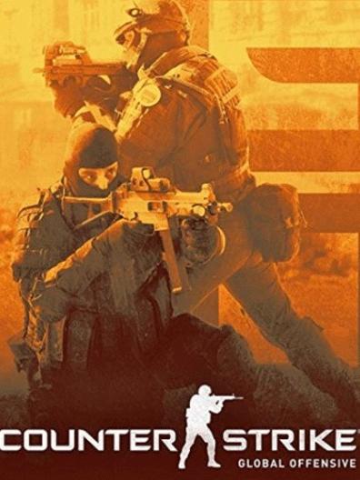 counter strike Плакат