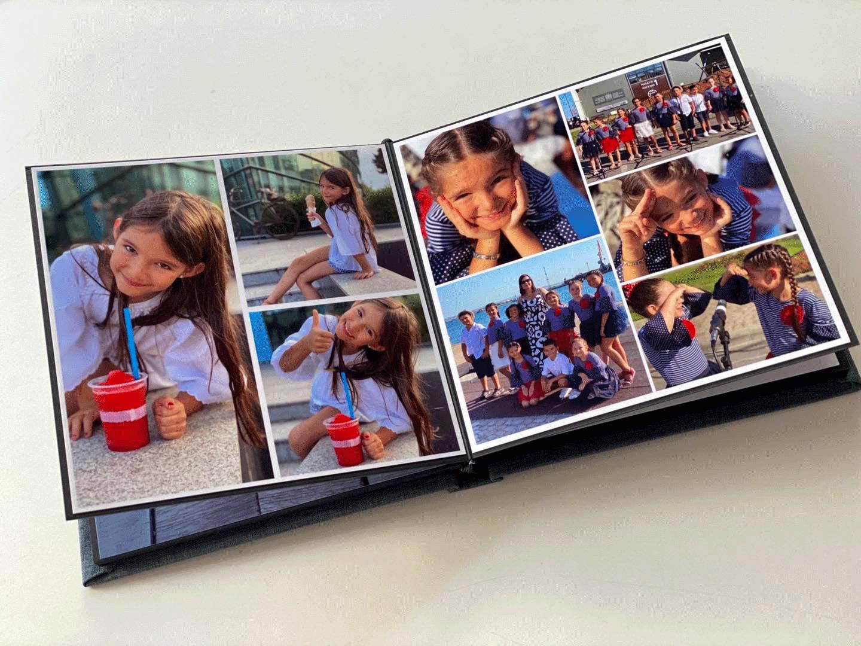 албум със снимки
