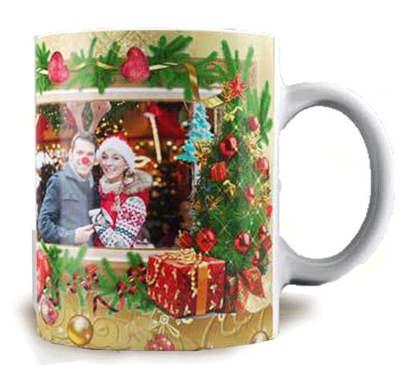 чаша за Коледа